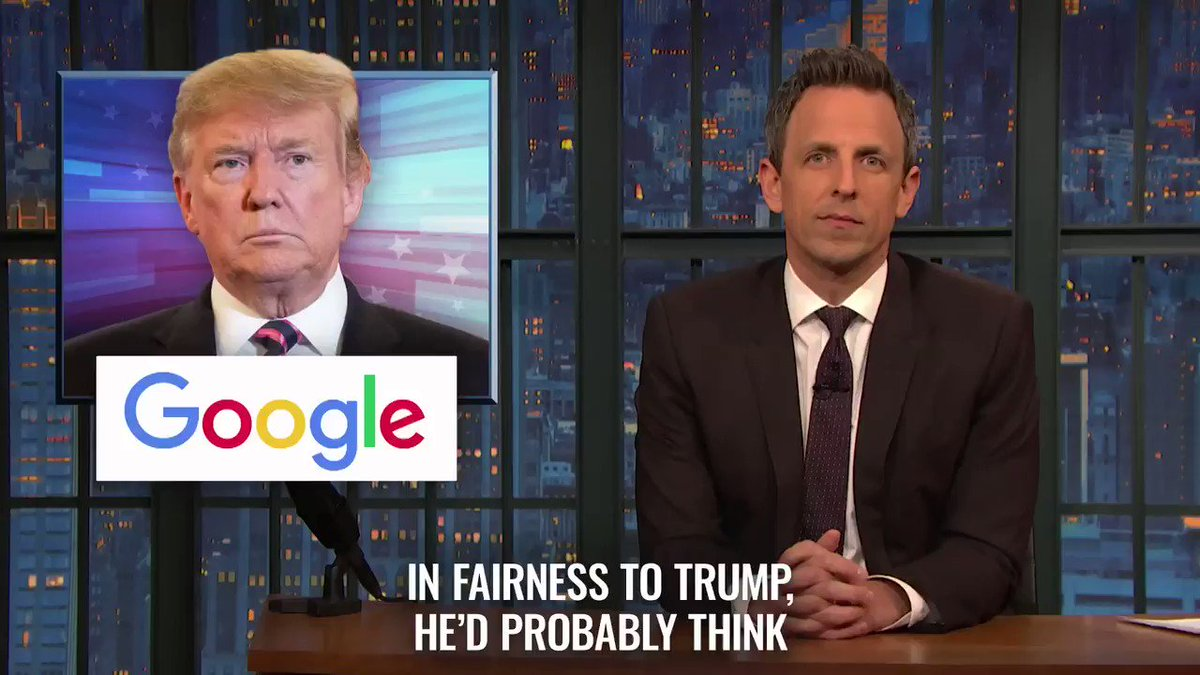 Image for the Tweet beginning: No wonder Trump is so