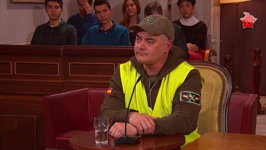 El mètode Guàrdia Civil s'estudiarà a totes les escoles d'interpretació. #PolòniaTV3