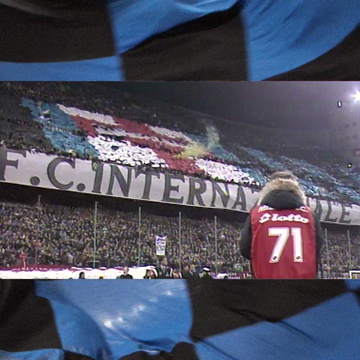 🔙 | #PadaHariIni tahun 1998  @Simeone ⚽⚽ @Ronaldo ⚽  Malam yang indah 💫  #ForzaInter 🖤💙