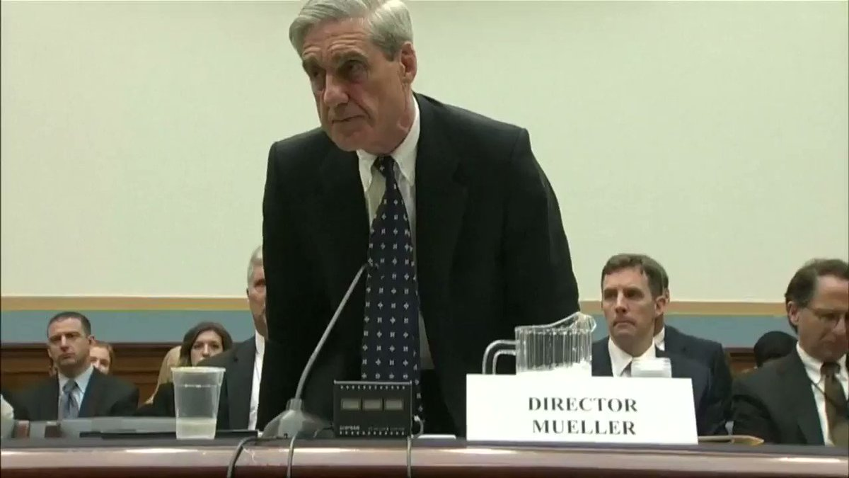 WATCH: No Russia 'collusion,' but Trump 'not exonerated,' says Attorney General Barr in his summary of the Mueller report https://reut.rs/2FwOiJp
