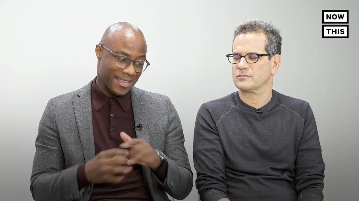 Barry Jenkins and Mark Friedberg discuss the power of art and parallels of truth in 'If Beale Street Could Talk' (in partnership with @visible) #sponsored