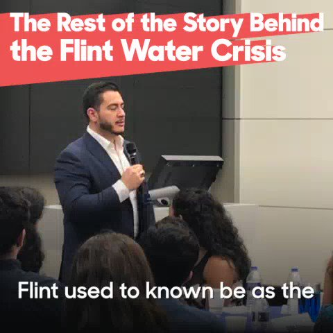 Flint Educator Our Water Crisis Is >> Abdul El Sayed On Twitter The Flint Water Crisis Didn T Start When