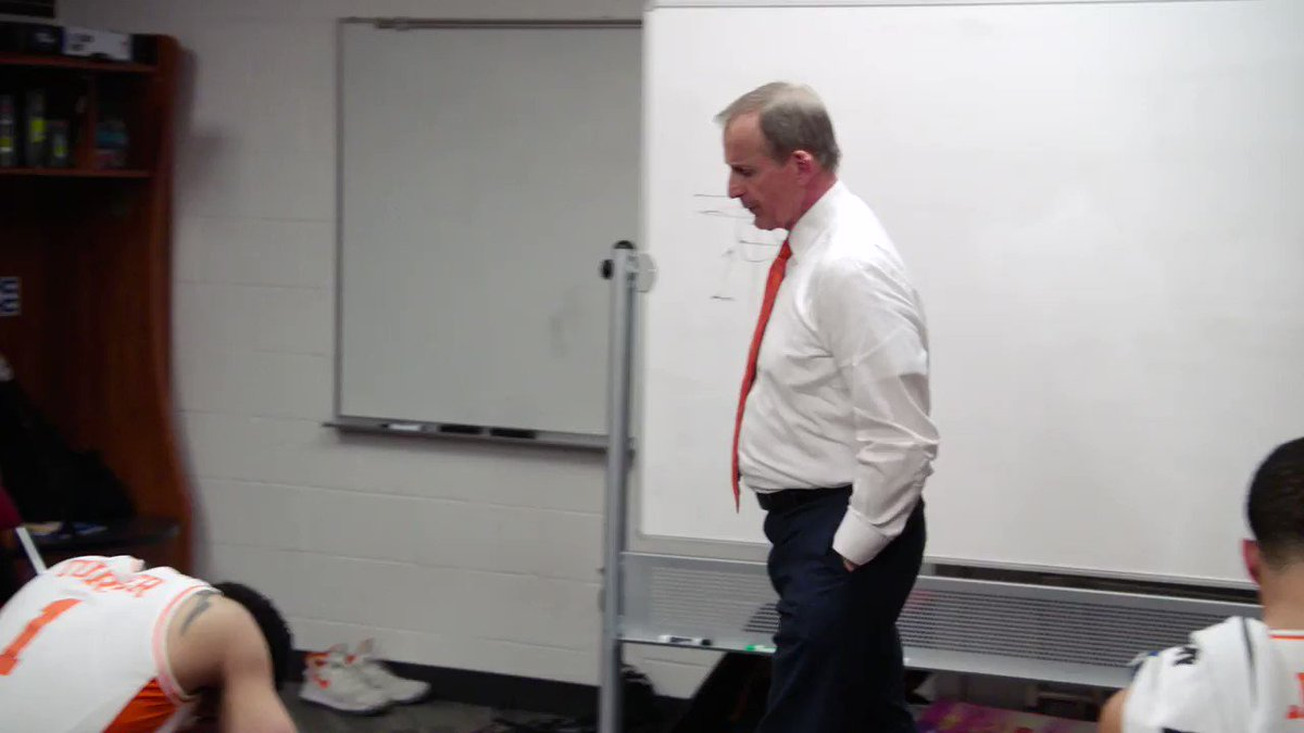 """""""To BE a Man...you have to SEE a Man!"""" Rick Barnes gives his players and all of us a great Vision of how a real Man deals with disappointment!"""