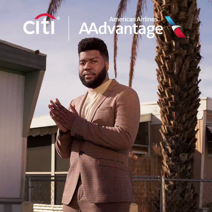 👋 🚨 There's a #CitiAAdvantage Presale 4/2-4/4 for @thegreatkhalid's Free Spirit World Tour, and nothin' feels better than this. Citi® / AAdvantage® cardmembers, click for early access to tix 🎵✨ @AmericanAir https://livemu.sc/2I3ikG9