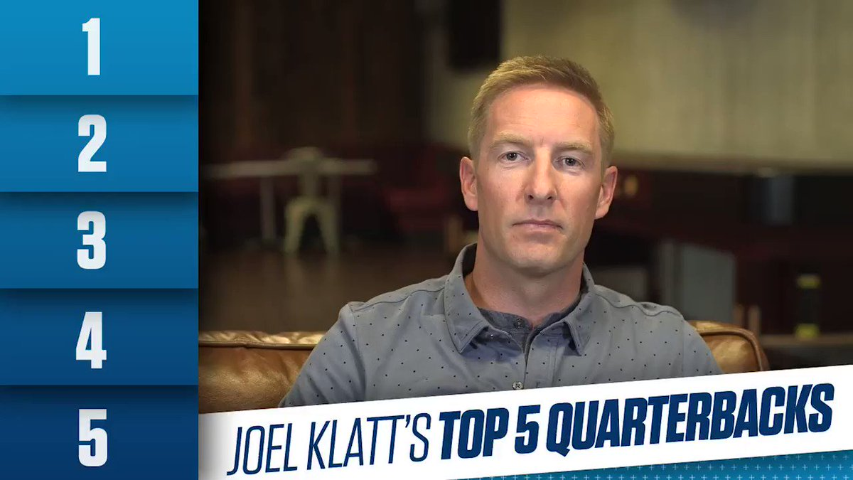Who are the top 5 QBs in the year's draft? @joelklatt breaks it down ⬇️
