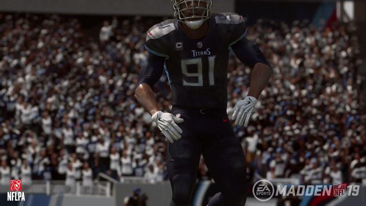 Tennessee Titans @Titans