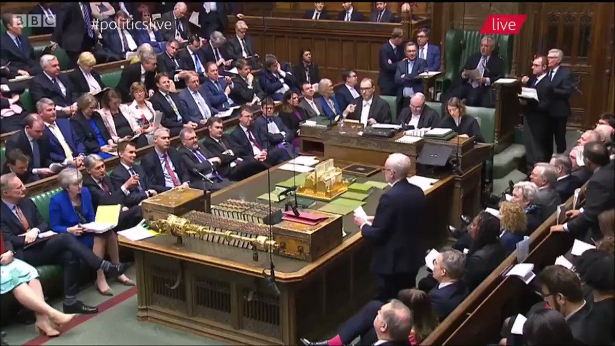 I was a JSA claimant's photo on #PMQs
