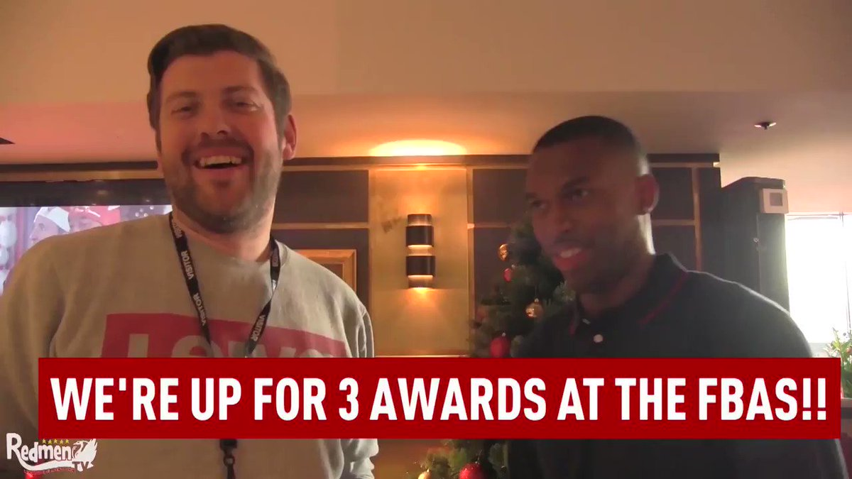 There's not long to go until the votes close in the #FBA's and we are up for three awards!  Here's a little video on how you can vote!   Send us a screenshot when you're done!   Ta