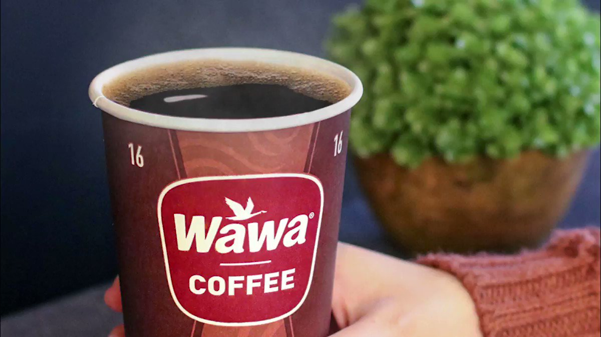 Get it while it's hot (& free)! #WawaDay is still happening with FREE Any Size Coffee!