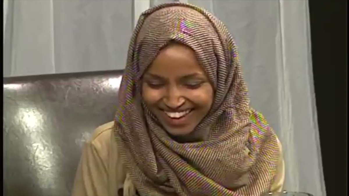 Listen to how Democrat Rep. Ilhan Omar talks about America, al-Qaeda, and Hezbollah...  Any response, Democrats?