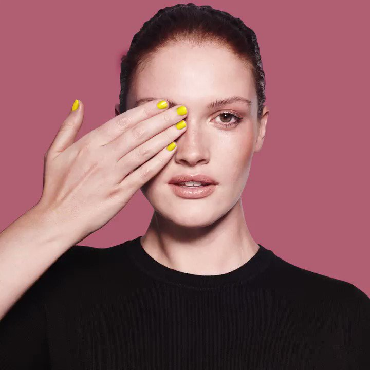Nail polishes are the new mood rings! Match the co...