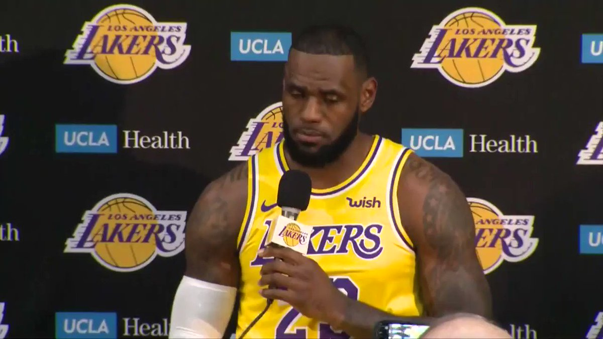 WATCH: LeBron James has missed the playoffs for the first time in 13 seasons