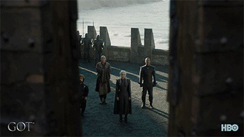 Shall we begin?   Relive Season 7 with Dragonstone, airing now on @HBO 2. https://t.co/ZYo5u674hQ