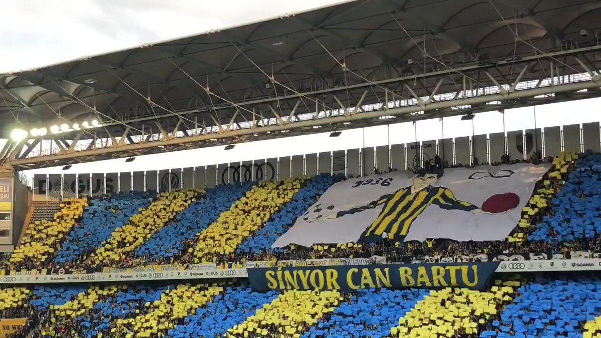 Yaşa Fenerbahçe!