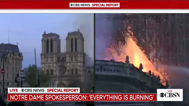 CBS Evening News's photo on Cité