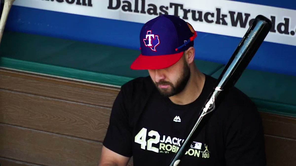 Texas Rangers's photo on #Jackie42