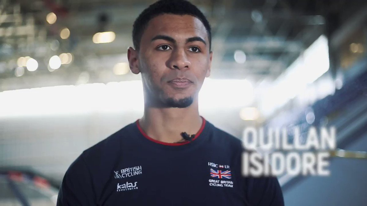 Quickfire Questions with @Quillan96 🔥  Quillan's aiming for nothing but finals at the first World Cups of the season in Manchester, April 27-28 🇬🇧  You can still see the world's best BMX SX riders in action ⬇️ http://ticketmaster.co.uk/britishcycling  #UCIBMXSX
