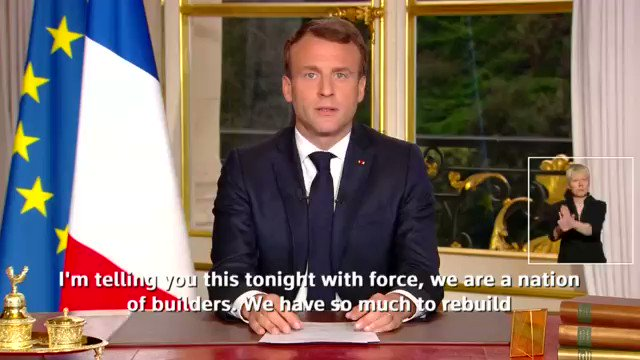 Reuters Latam's photo on #Macron
