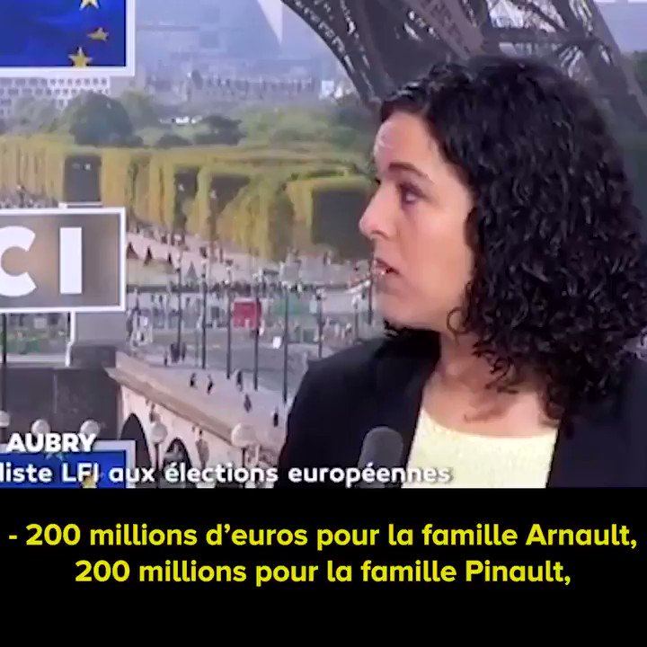 La France insoumise's photo on Pinault