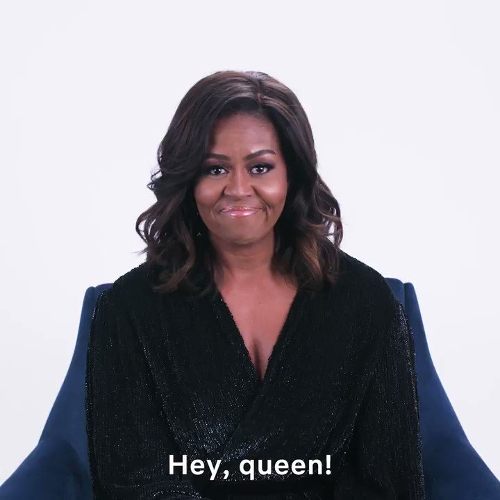 Michelle Obama's photo on #HOMECOMING