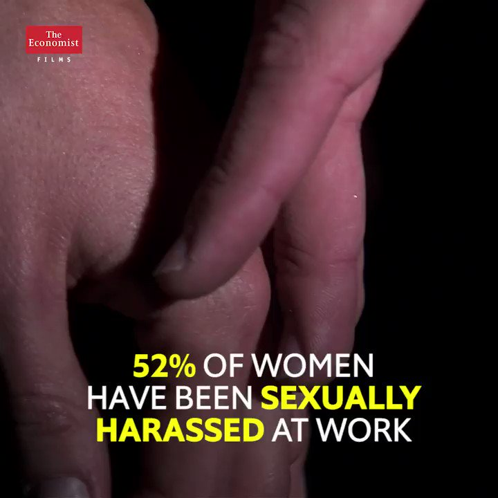 Sexual harassment is common in industries where a small number of men hold a lot of arbitrary power over women