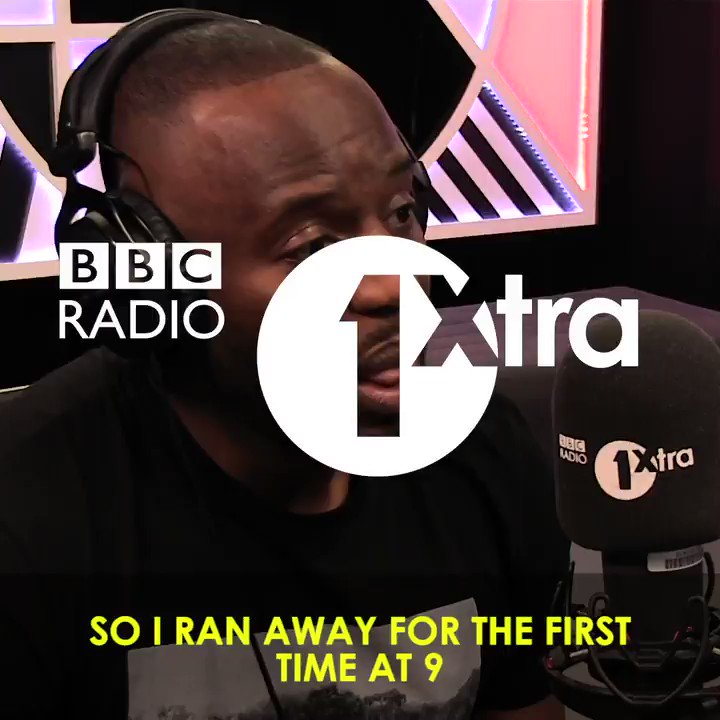 """""""I ran away for the first time when I was 9""""   @Reece_Parkinson hears stories from young people who have run away from home on #1XtraTalks @marsh_dreamer  ➡️ http://bbc.in/2VQKbgM"""