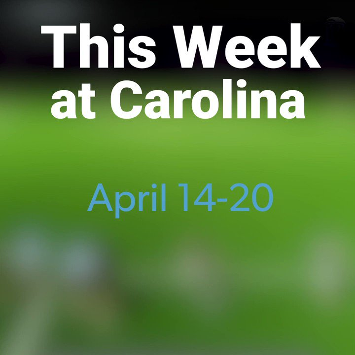This week was all about sports at Carolina — but we're not talking about varsity athletes. Discover the incredible stories showcasing athletes across the field ⬅️ see what we did there? https://t.co/oyhRJl7XKl https://t.co/xl5EynMsm0