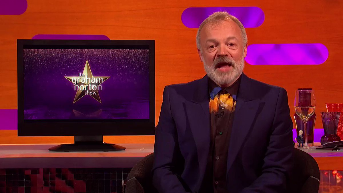 Graham Norton Show's photo on #TheGNShow