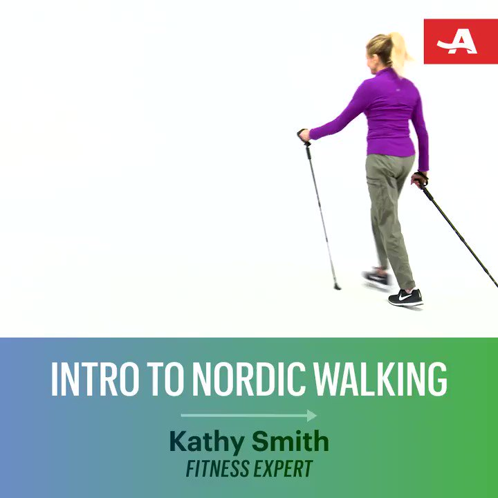 Curious about nordic walking? Fitness expert Kathy Smith walks us through the benefits to this fitness regimen. http://spr.ly/6014Ed5ZO