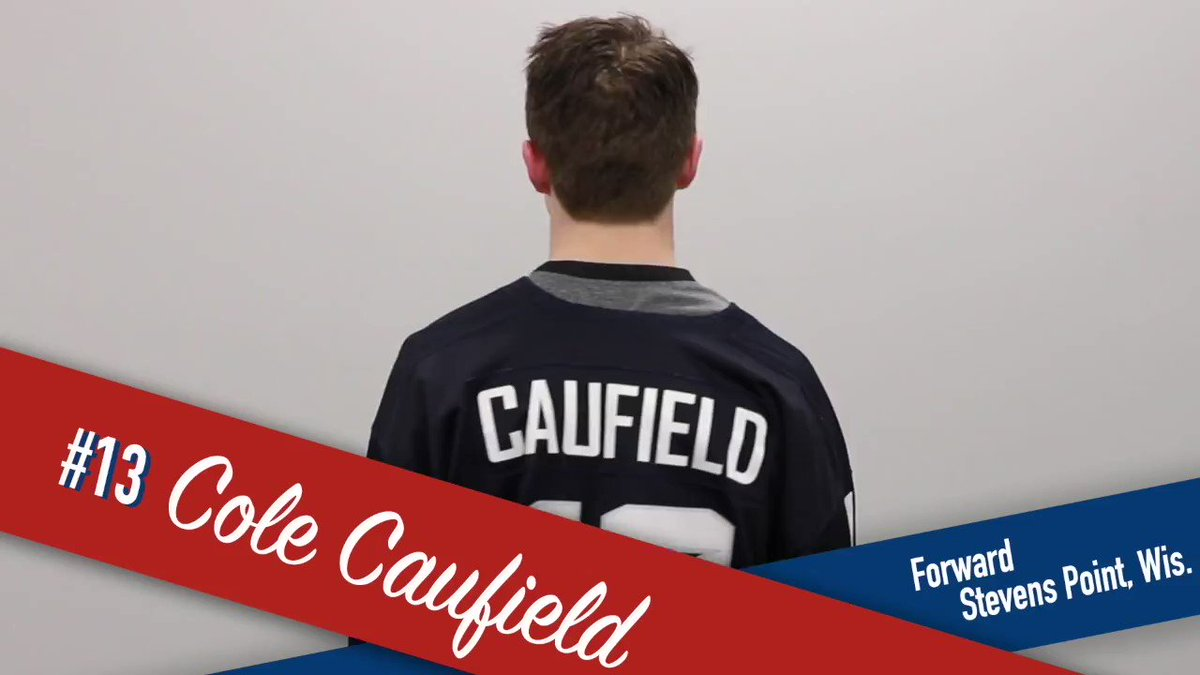 With four goals in today's contest, @colecaufield tied the IIHF Under-18 Men's World Championship record for most goals in a single game.  #U18Worlds 🚨🚨🚨🚨  Recap >> http://bit.ly/2UIhHcG