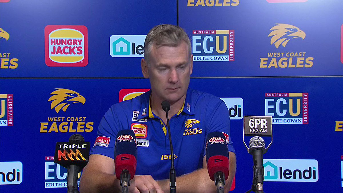 Image for the Tweet beginning: Hear from Adam Simpson after