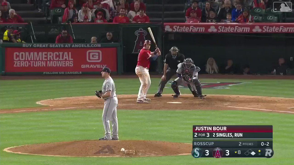 The Seattle Mariners turned the ugliest (and smartest) double play of the season so far against the Angels