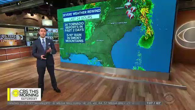 For more weekend weather, Meteorologist @WeatherProf joins us with the forecast: