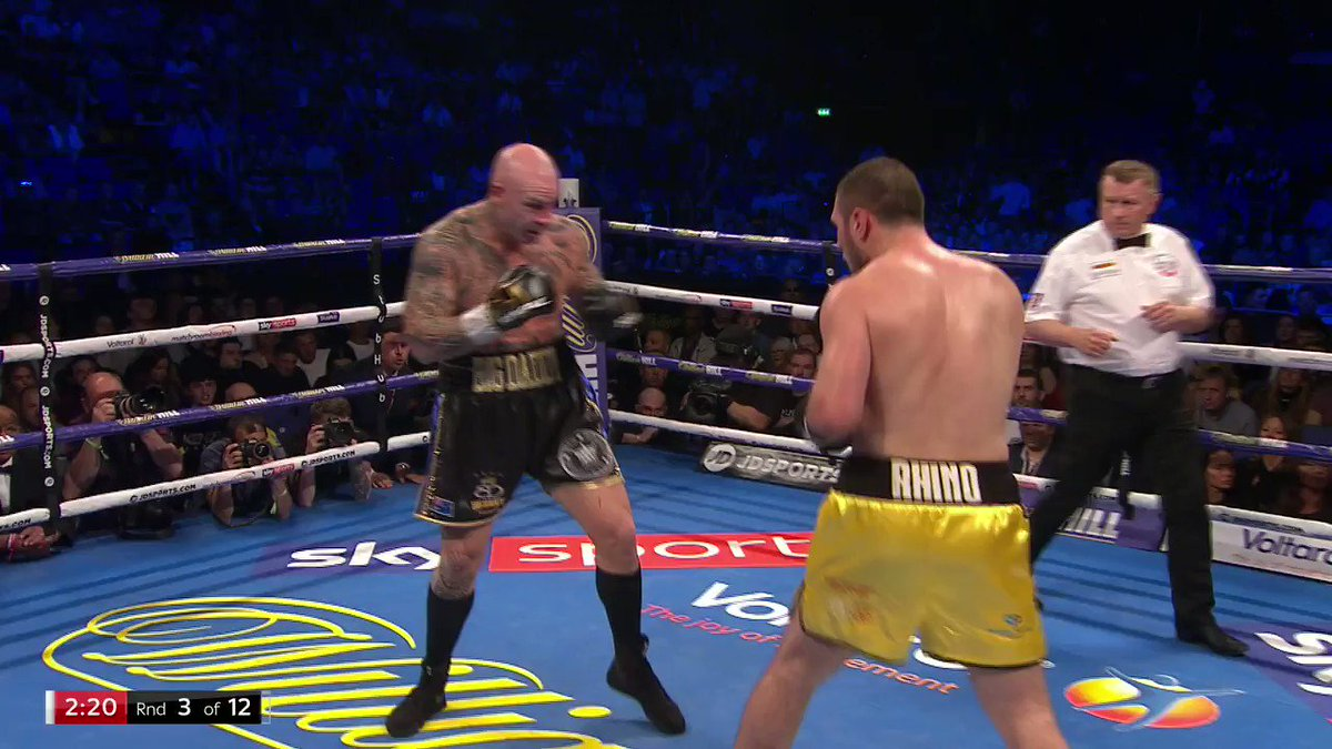 Sky Sports Boxing's photo on Lucas Browne