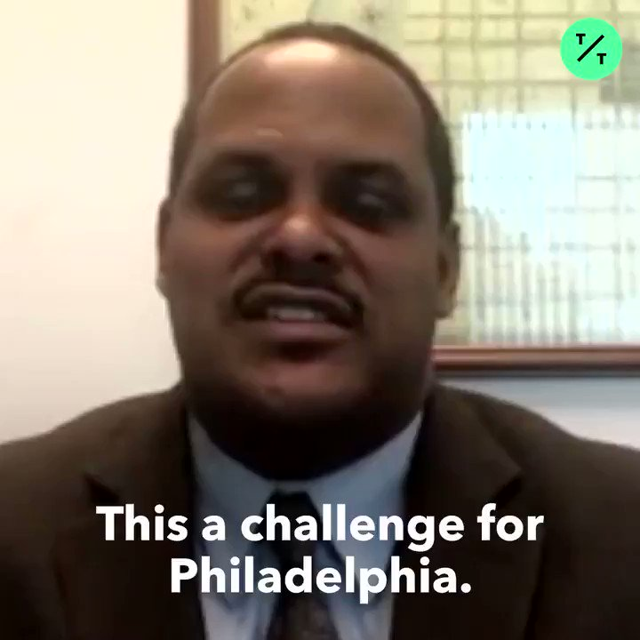 Image for the Tweet beginning: Philadelphia was considered one of