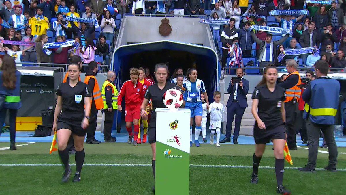 🎥   RESUMEN  ➕3⃣ ¡Vuelve a disfrutar con las mejores jugadas de nuestro triunfo en el RCDE Stadium! 💪 🏧 ¡Un pasito más en busca de nuestro objetivo!😀 ¡Seguimos! 🙌 #AúpaAtleti #EspanyolAtleti