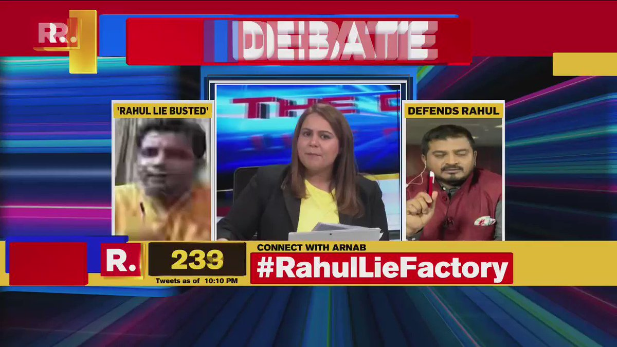 #RahulLieFactory | You have to be from the same planet as Rahul Gandhi to take him seriously: Anand Ranganathan, Scientist & Author