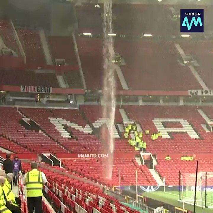Soccer AM's photo on Old Trafford