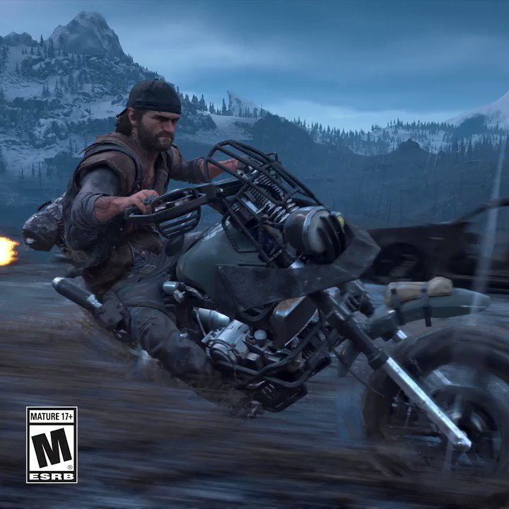 PlayStation's photo on Days Gone