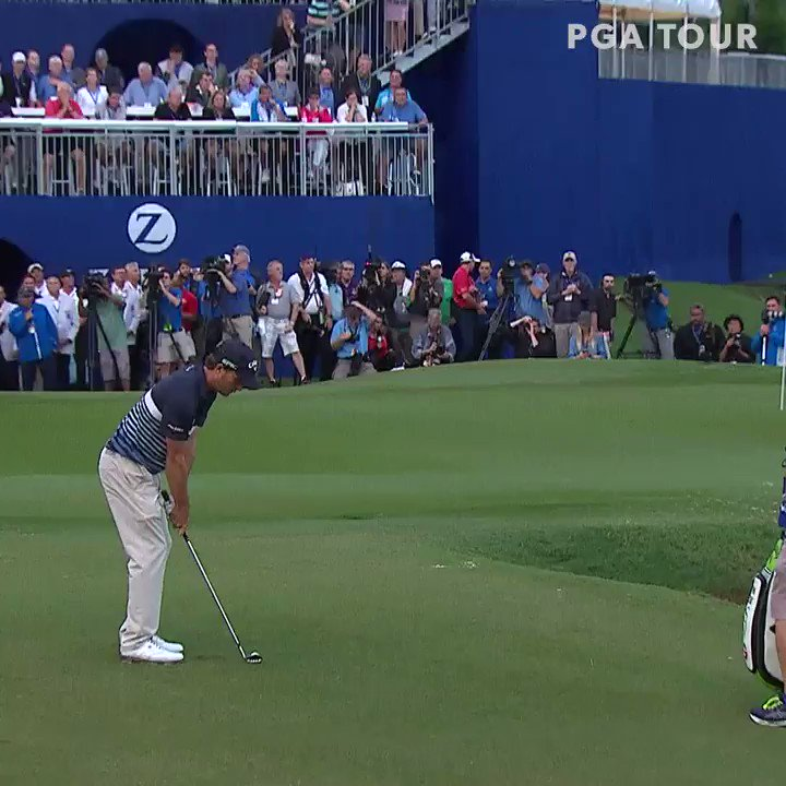 Pga Tour On Twitter Incredible At Kkisner Forced A Playoff