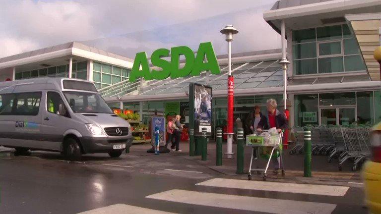British regulators have blocked supermarket giant Sainsbury's bid to buy its Walmart-owned rival, Asda https://reut.rs/2XJCqdg