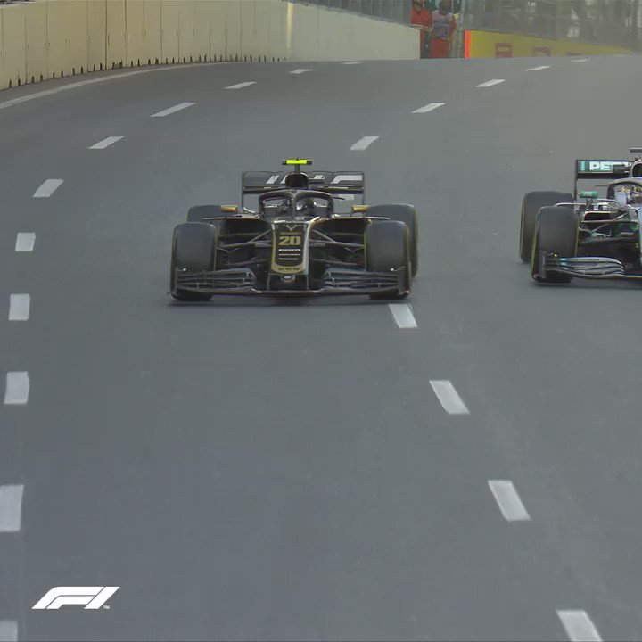 🙄 @Ericsson_Marcus at it again...   😜 Miss you really, Marcus!   #AzerbaijanGP #F1