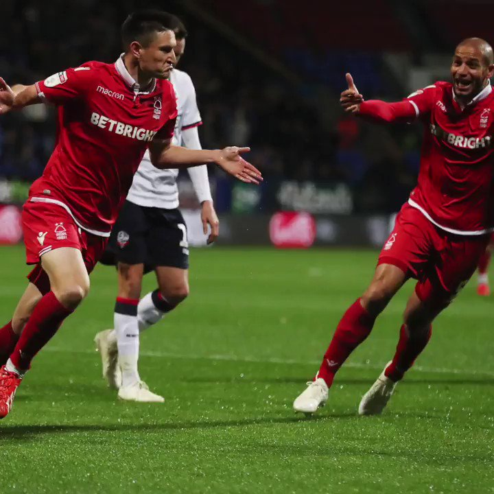 ⚽️ Last time out against Bolton! #NFFC
