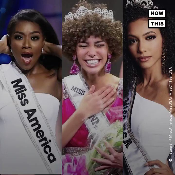 With Miss Universe's Win, Black Women Hold Every Major Pageant Title in the World Right Now