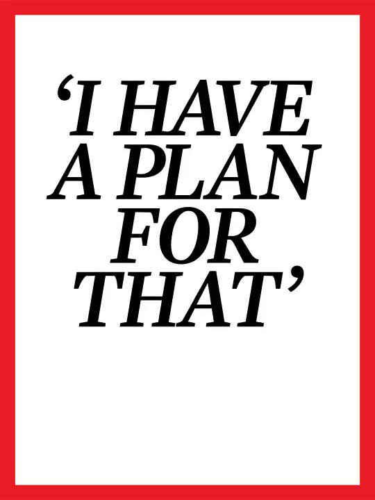 "TIME's new cover: ""I have a plan for that."" Elizabeth Warren is betting that Americans are ready for her big ideas http://mag.time.com/mh6SvPg"