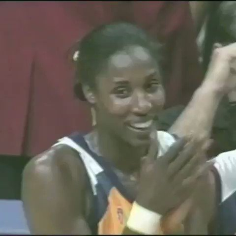 #TBT to some of the BEST moments from @LisaLeslie's legendary career! 🏀  #WNBAVault