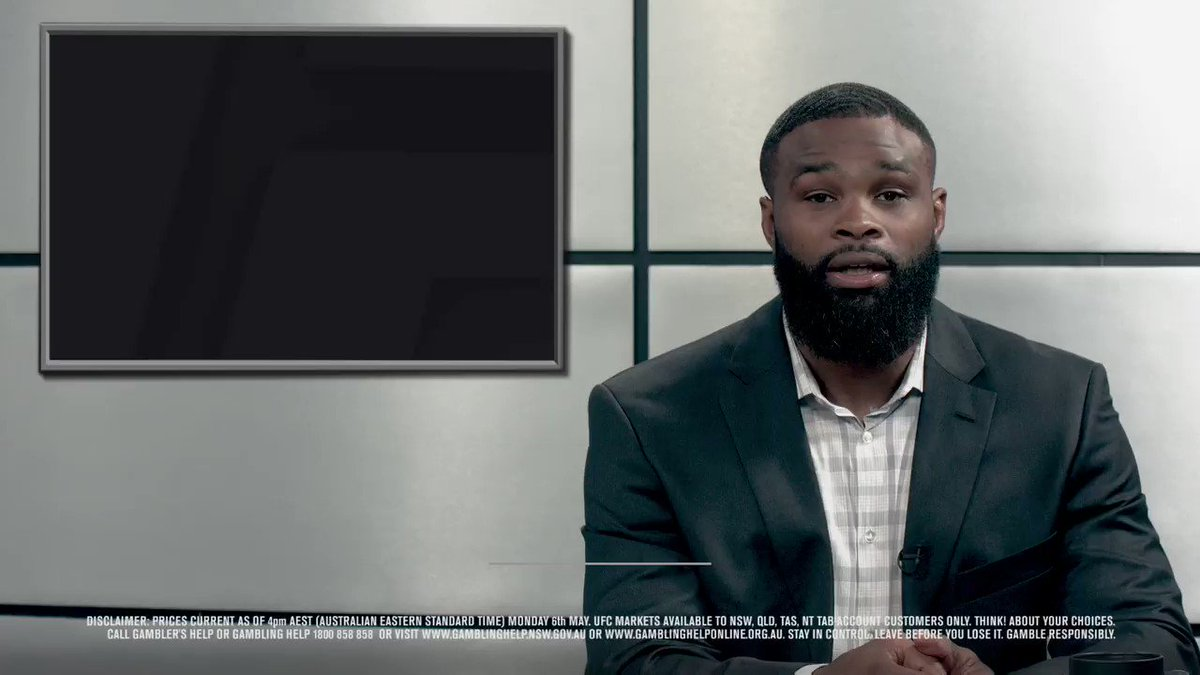 It's decision time! Former @UFC Welterweight Champion @TWooodley has been kind enough to give us his expert opinion on who will win each of the three biggest fights on the #UFC237 card!