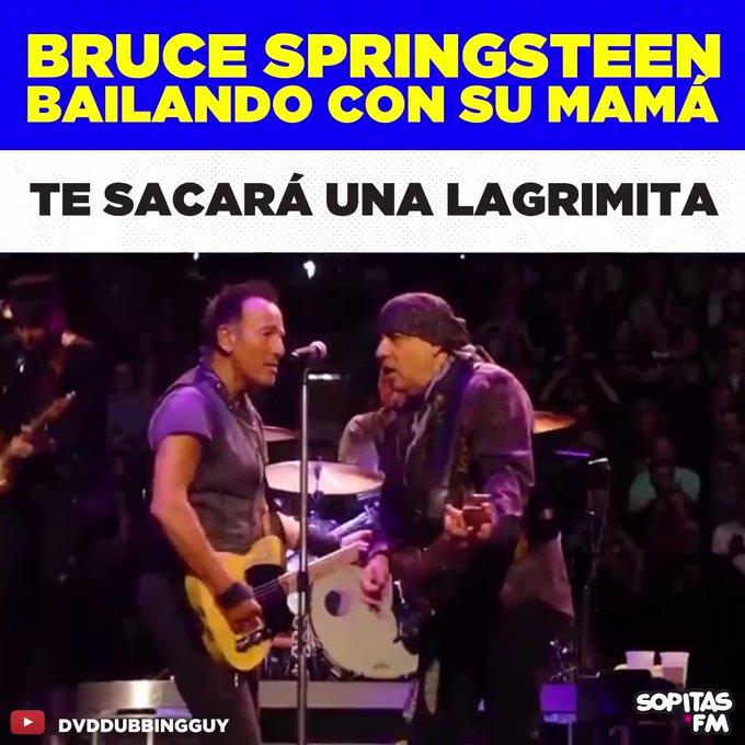 Happy Birthday, Bruce Springsteen.