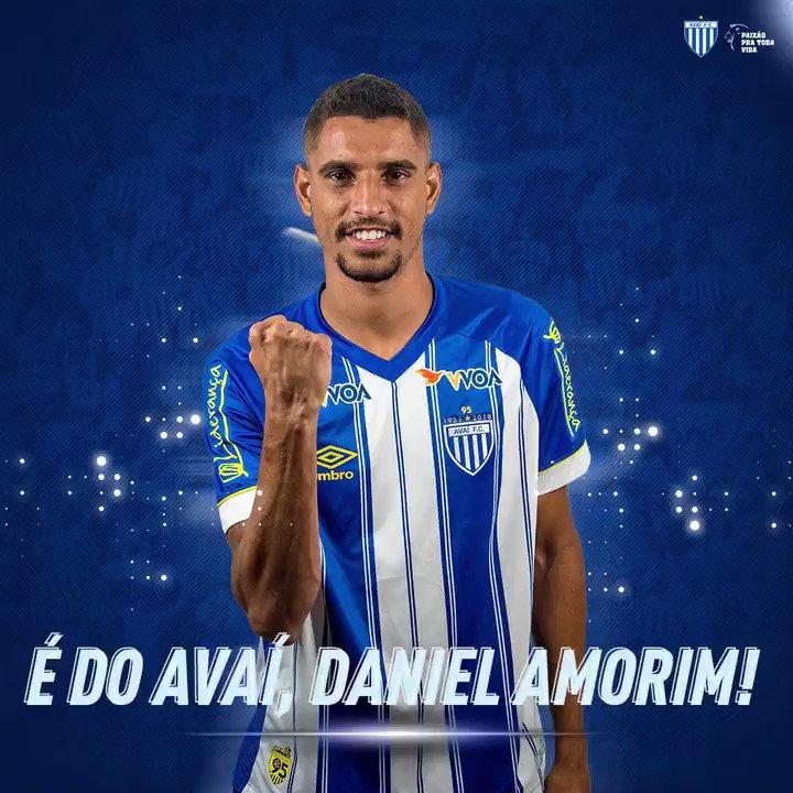 Avaí Futebol Clube's photo on Daniel Amorim