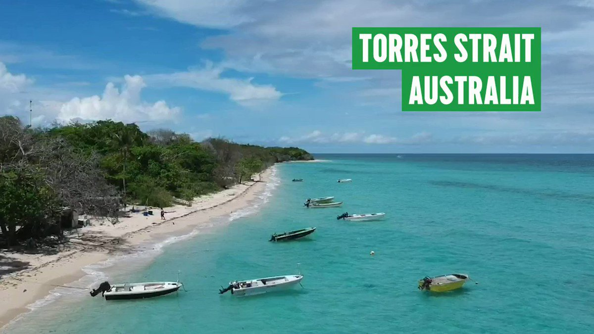 We're supporting Torres Strait Islanders to bring a world-first #climatechange case on #humanrights grounds. Add your voice: tell Australia's PM to act on climate now. http://OurIslandsOurHome.com.au  #OurIslandsOurHome